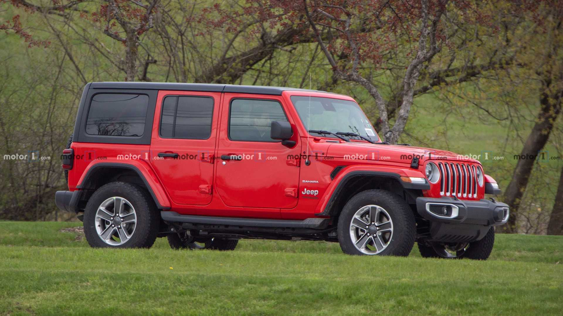 22 The When Will 2020 Jeep Wrangler Be Available First Drive by When Will 2020 Jeep Wrangler Be Available