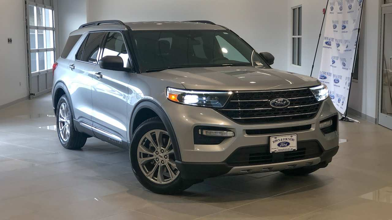 23 All New 2020 Ford Explorer Youtube History by 2020 Ford Explorer Youtube
