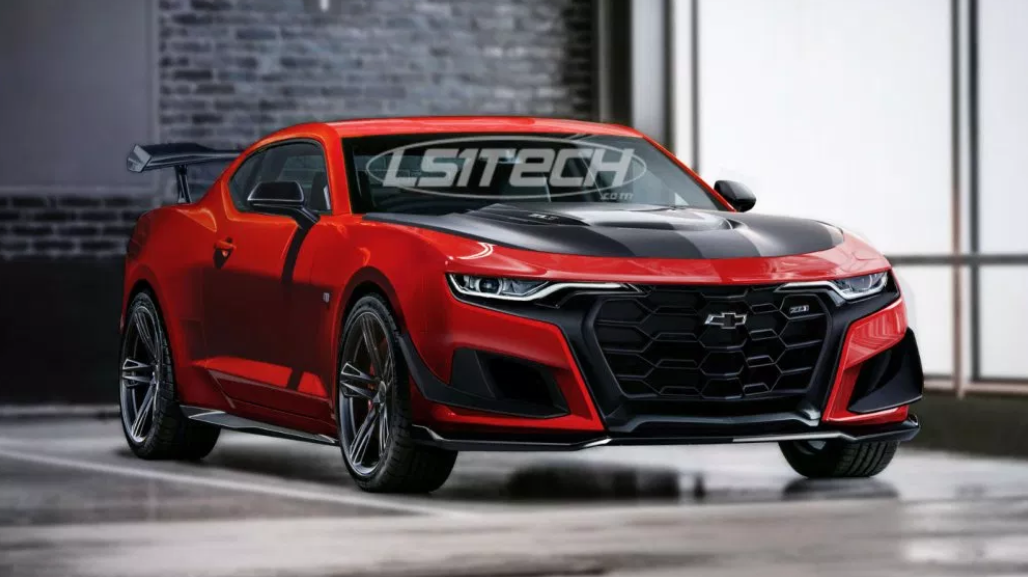 23 Best Review 2020 Chevrolet Camaro Zl1 Pricing with 2020 Chevrolet Camaro Zl1