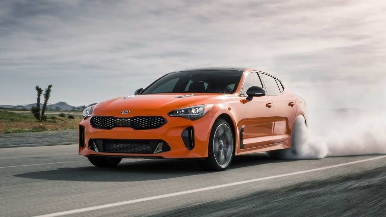 23 Best Review 2020 Kia Stinger Gt Interior for 2020 Kia Stinger Gt