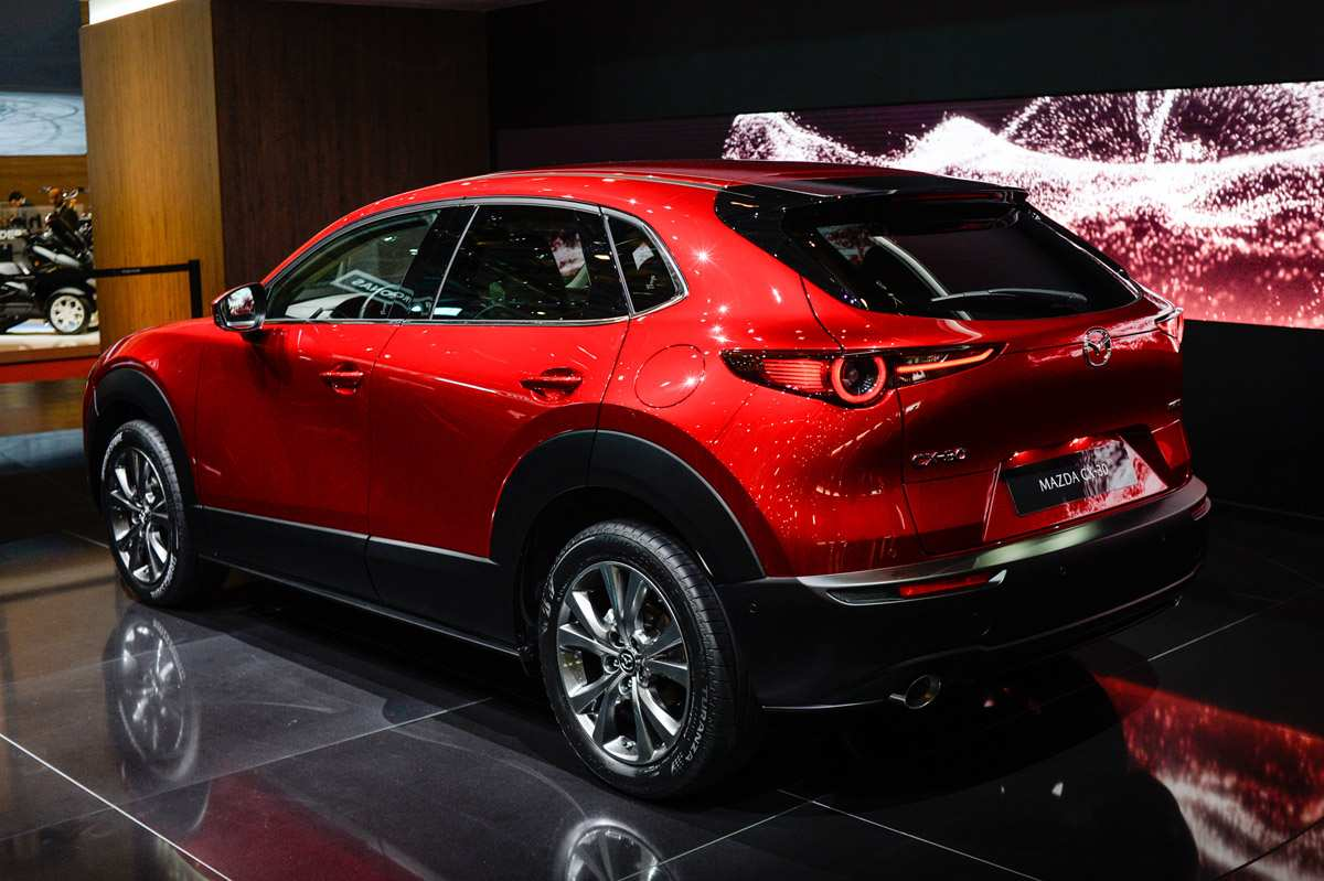 23 Best Review 2020 Mazda X30 Redesign with 2020 Mazda X30