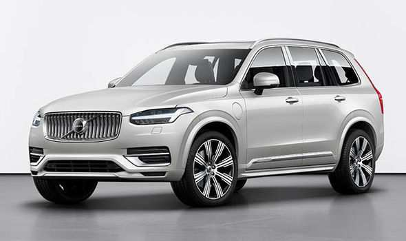 23 Best Review Volvo Xc90 Model Year 2020 Redesign by Volvo Xc90 Model Year 2020