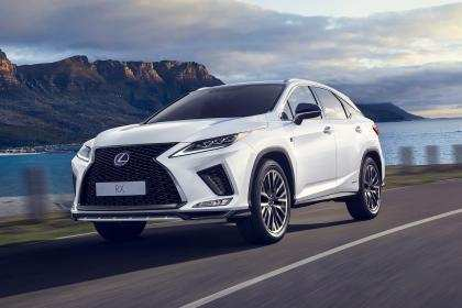 23 Gallery of Lexus Rx 450H 2020 Spy Shoot by Lexus Rx 450H 2020