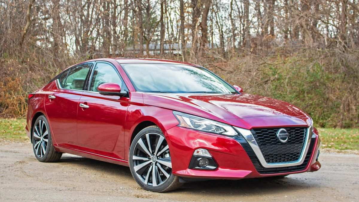 23 Gallery of Nissan Altima 2020 Price Review by Nissan Altima 2020 Price