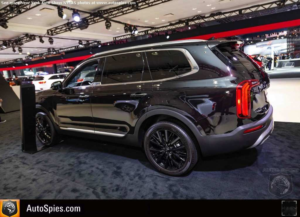 23 Great 2020 Kia Telluride Black Copper Configurations for 2020 Kia Telluride Black Copper