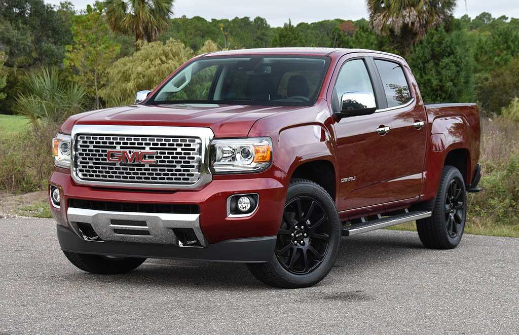 23 New 2019 Gmc Canyon Denali Reviews for 2019 Gmc Canyon Denali
