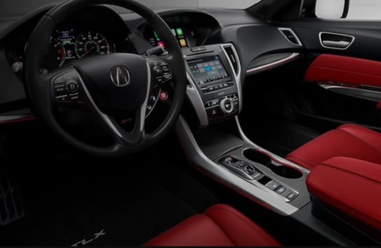 23 New 2020 Acura Tlx Interior Exterior for 2020 Acura Tlx Interior
