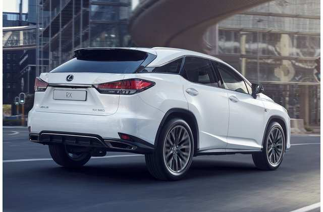 23 New 2020 Lexus Rx 350 Vs 2019 Reviews for 2020 Lexus Rx 350 Vs 2019