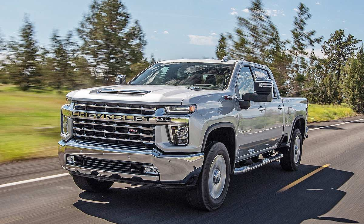 23 The Chevrolet Truck 2020 First Drive by Chevrolet Truck 2020
