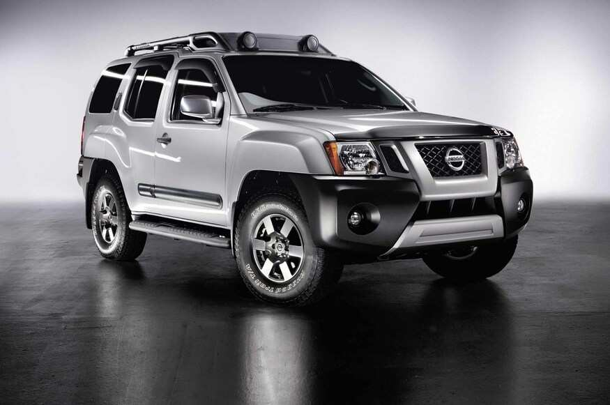 23 The Nissan Xterra 2020 Exterior and Interior with Nissan Xterra 2020