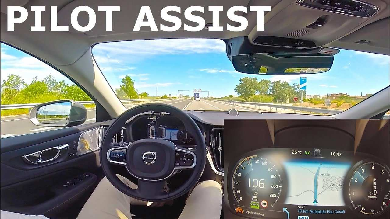 23 The Volvo Pilot Assist 2020 Wallpaper for Volvo Pilot Assist 2020