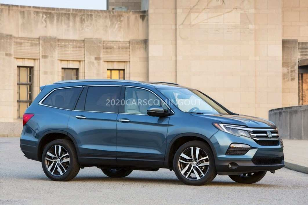 24 All New Honda Pilot 2020 Hybrid Price and Review for Honda Pilot 2020 Hybrid