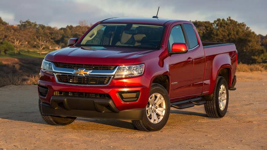 24 Concept of 2019 Chevrolet Colorado New Review with 2019 Chevrolet Colorado