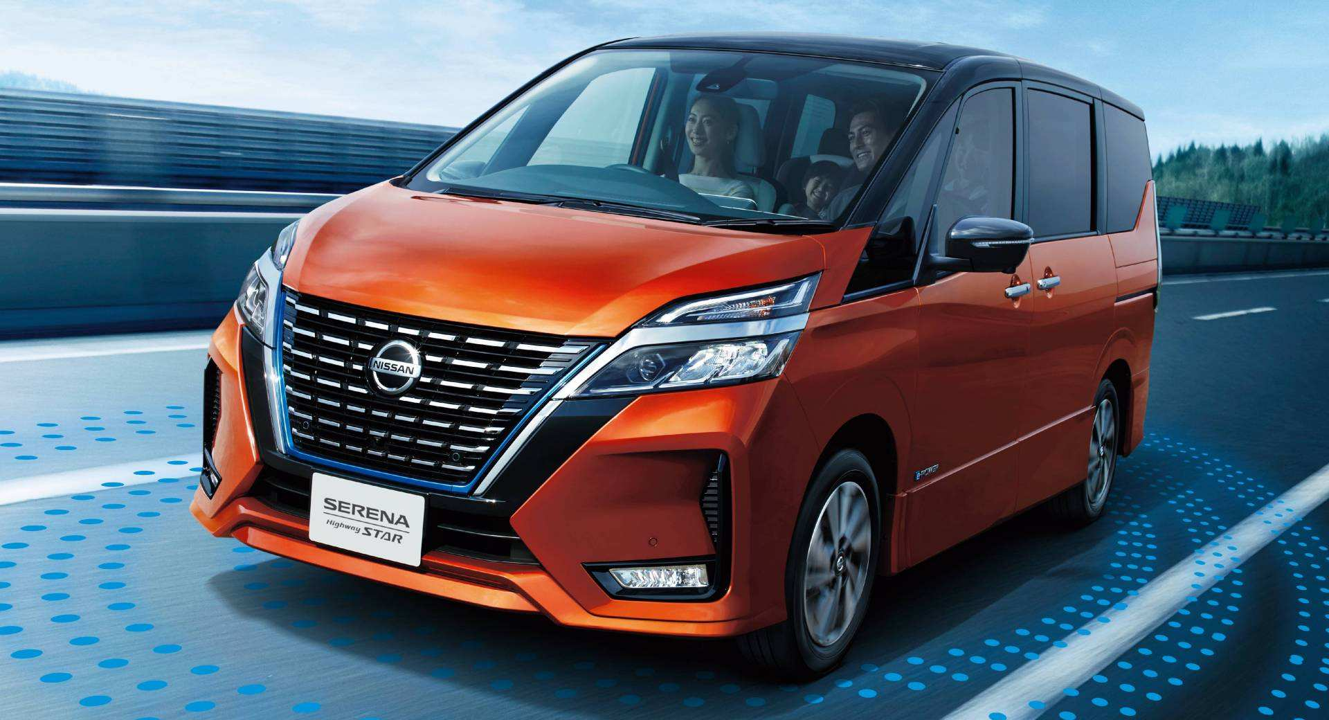 24 Concept of Nissan Serena 2020 Exterior and Interior for Nissan Serena 2020