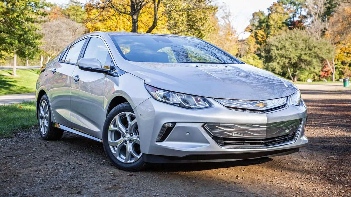 24 Great 2019 Chevrolet Volt Exterior for 2019 Chevrolet Volt
