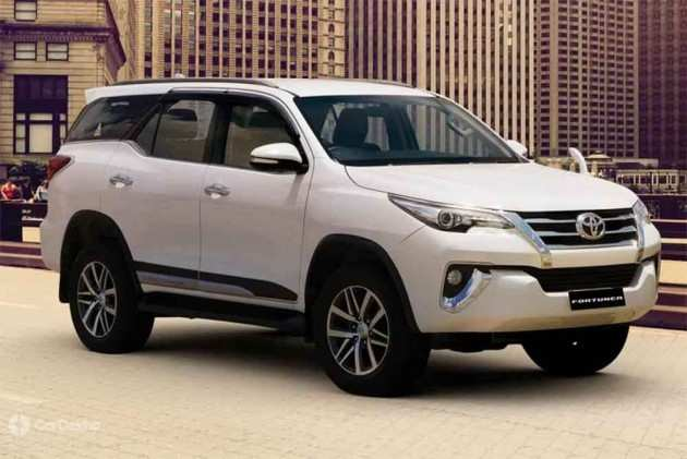 24 Great 2019 Toyota Fortuner Redesign by 2019 Toyota Fortuner