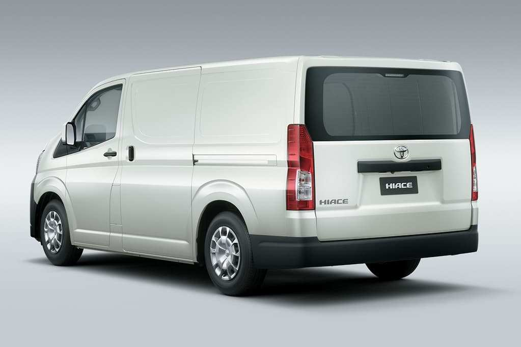 24 New Toyota Van 2020 Style for Toyota Van 2020