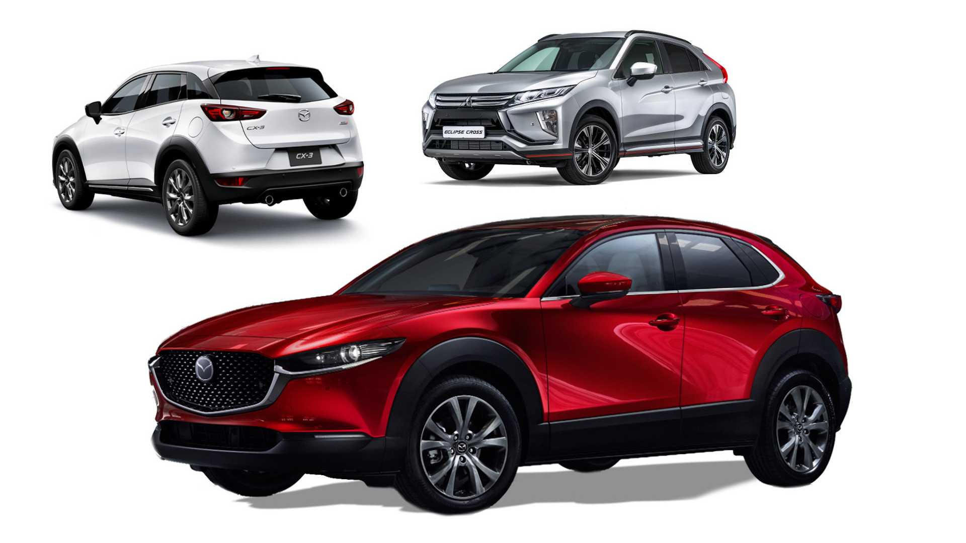 24 The 2020 Mazda X30 Redesign for 2020 Mazda X30