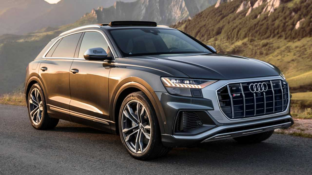 24 The Audi Q8 2020 Performance with Audi Q8 2020