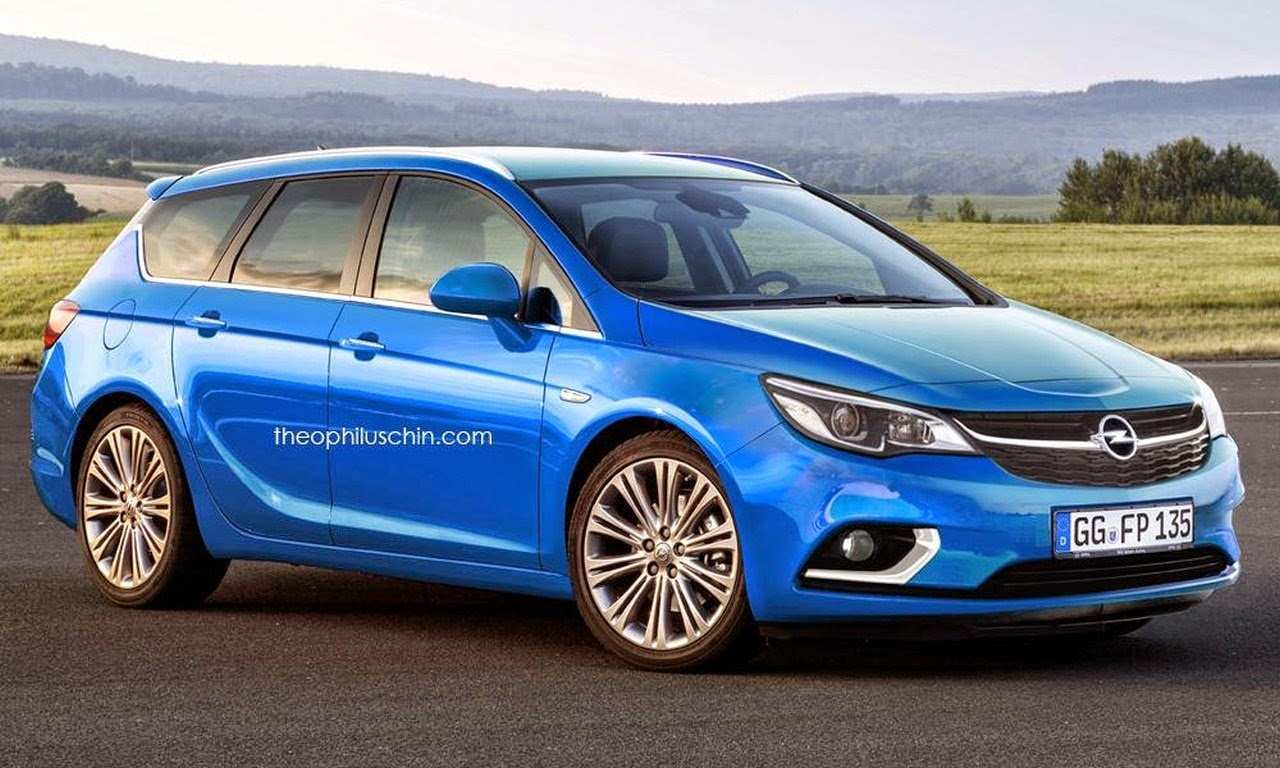 24 The Opel Astra Kombi 2020 New Review by Opel Astra Kombi 2020