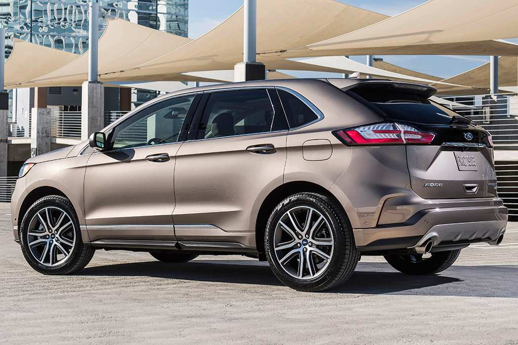 25 All New 2019 Ford Edge Sport Speed Test for 2019 Ford Edge Sport