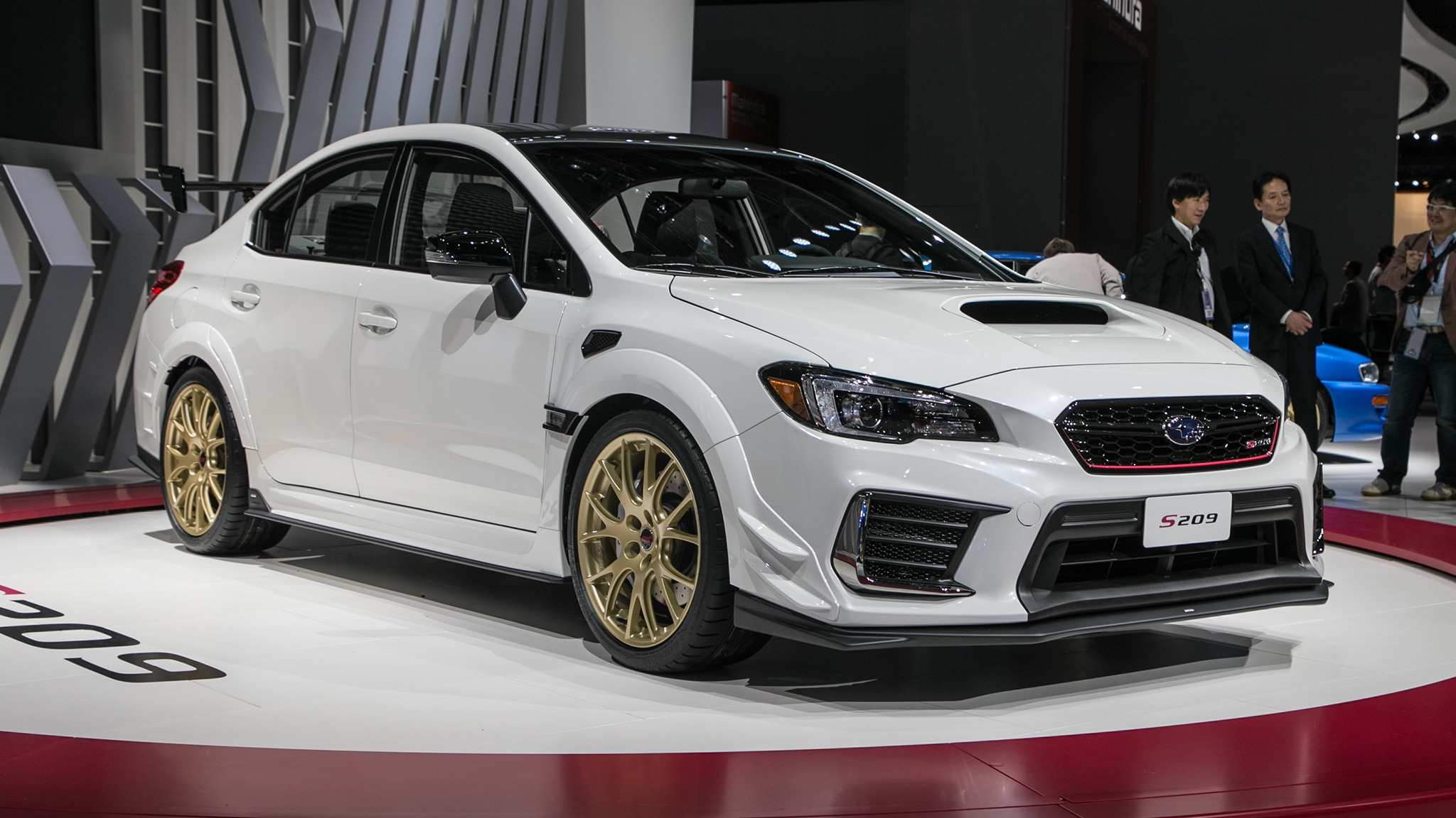 25 All New 2019 Subaru Wrx Sti Redesign and Concept for 2019 Subaru Wrx Sti