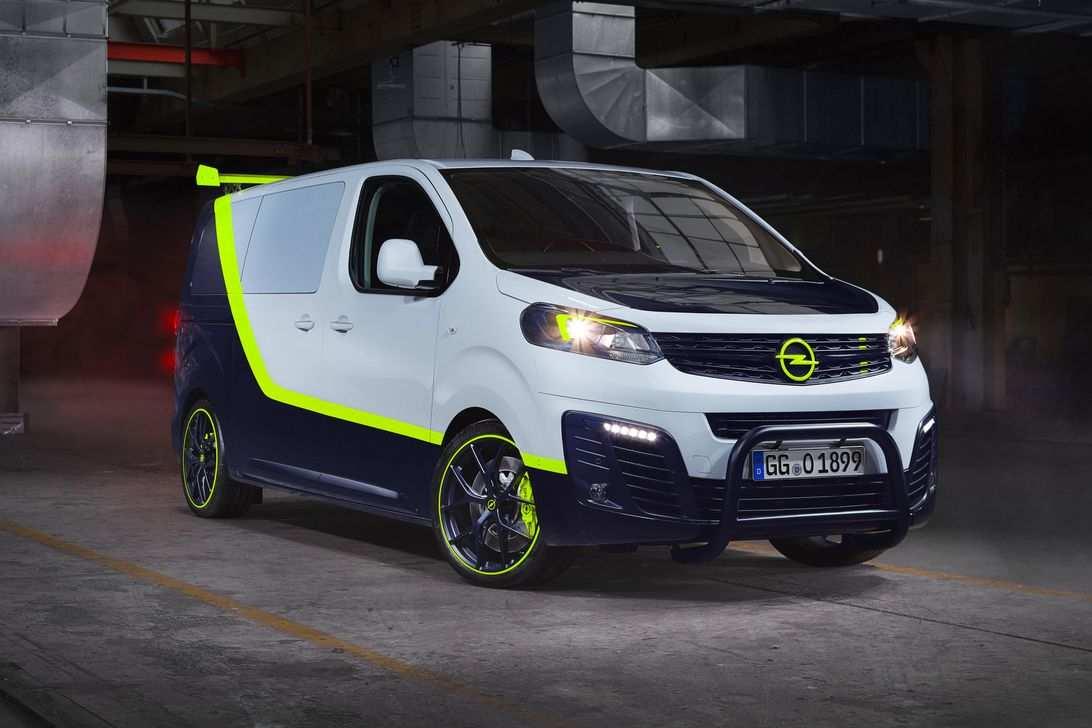 25 All New Futur Opel Zafira 2020 New Concept with Futur Opel Zafira 2020