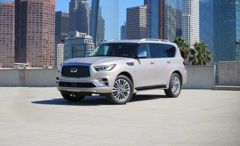 25 All New When Does The 2020 Infiniti Qx80 Come Out Model with When Does The 2020 Infiniti Qx80 Come Out