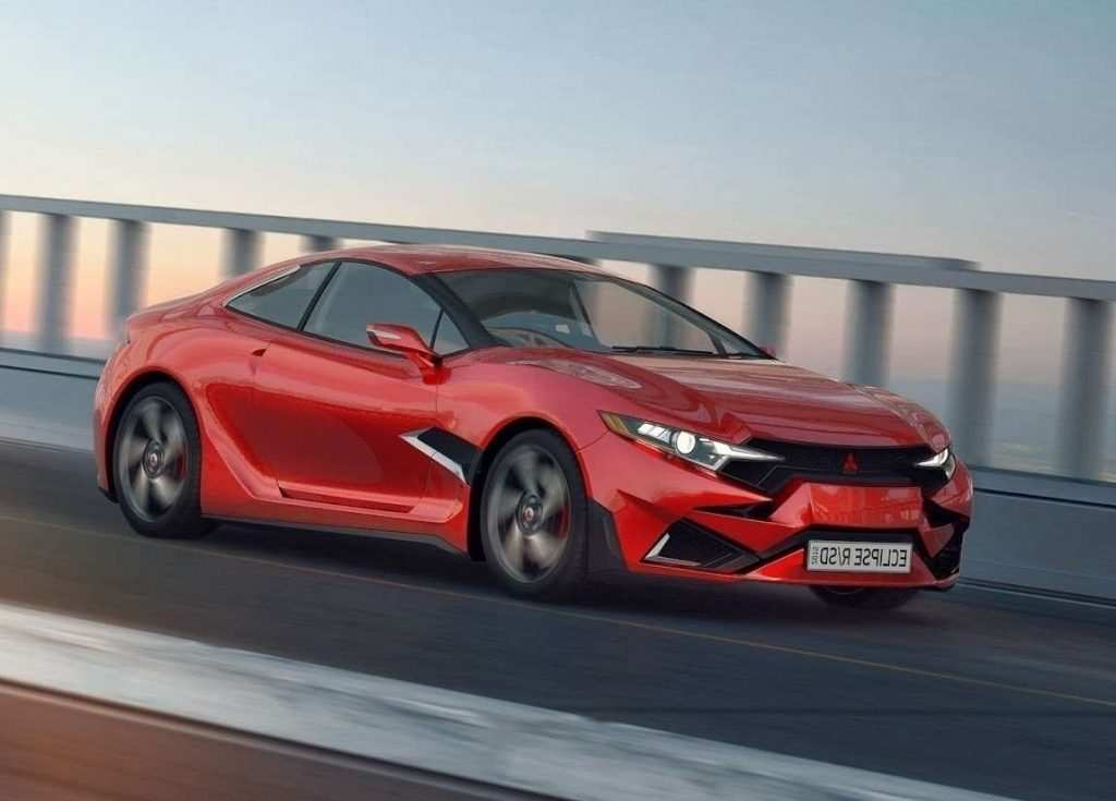 25 Best Review 2019 Mitsubishi Eclipse R Style with 2019 Mitsubishi Eclipse R