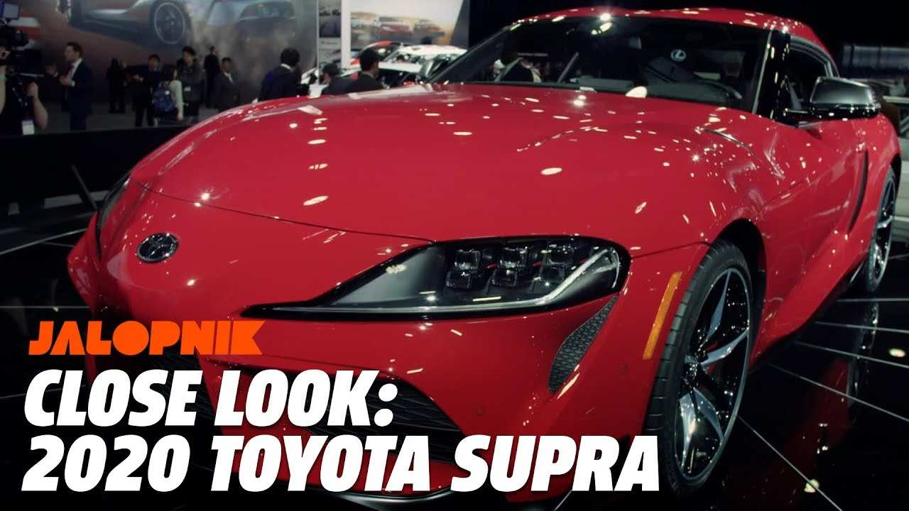 25 Best Review 2020 Toyota Supra Jalopnik Picture with 2020 Toyota Supra Jalopnik