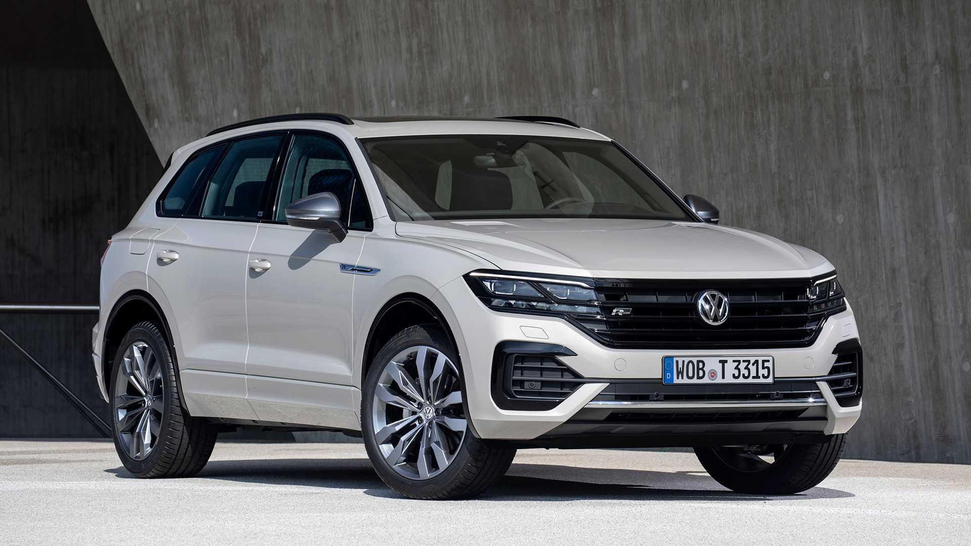25 Best Review Volkswagen Touareg Hybrid 2020 Prices by Volkswagen Touareg Hybrid 2020