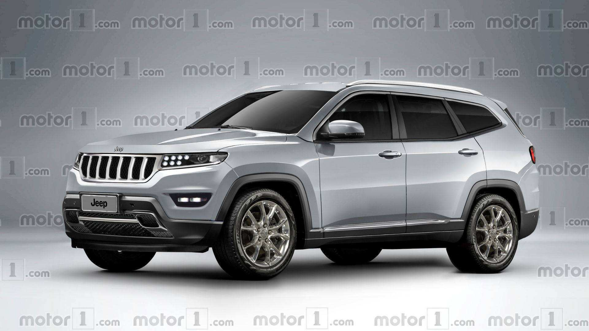 25 Concept of Jeep 2020 Lineup Exterior by Jeep 2020 Lineup
