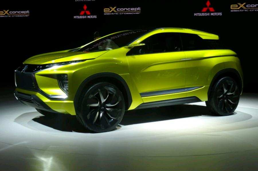 25 Concept of Mitsubishi Electric Vehicle 2020 Speed Test for Mitsubishi Electric Vehicle 2020