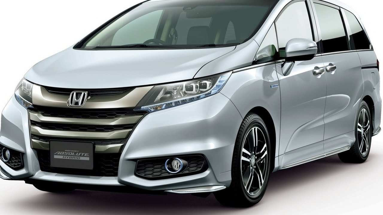 25 Concept of When Does 2020 Honda Odyssey Come Out New Concept by When Does 2020 Honda Odyssey Come Out
