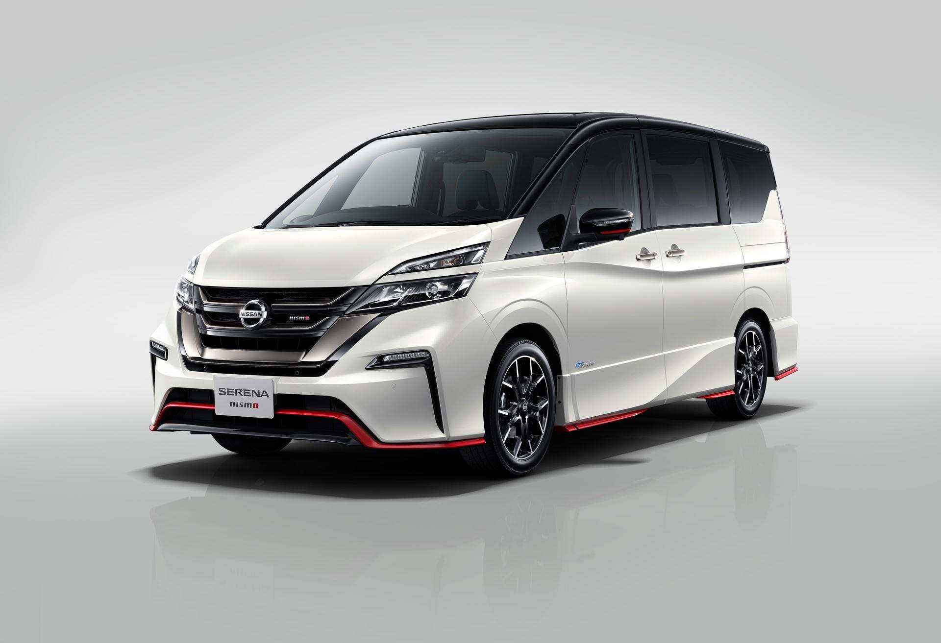 25 Great Nissan Serena 2020 Concept with Nissan Serena 2020