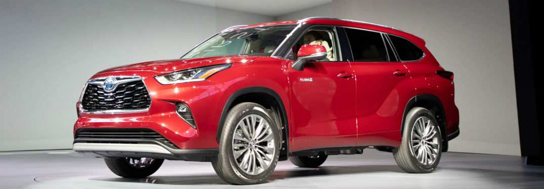 25 Great Toyota Outlander 2020 Prices with Toyota Outlander 2020
