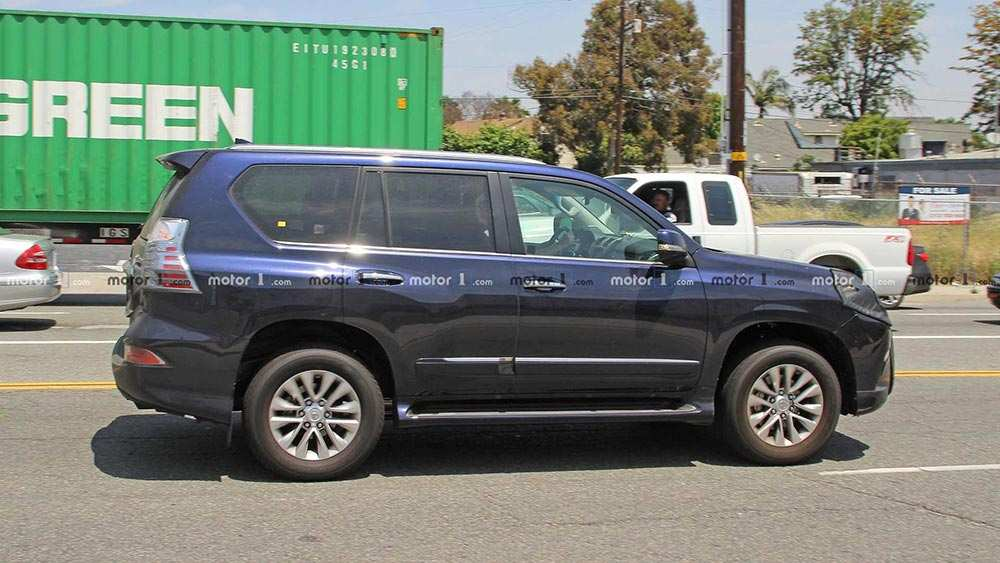 25 New 2020 Lexus Gx 460 Spy Photos Release for 2020 Lexus Gx 460 Spy Photos