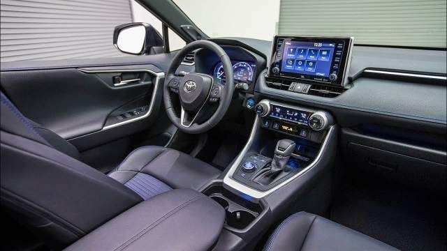 25 The Toyota Rav4 2020 Interior First Drive for Toyota Rav4 2020 Interior