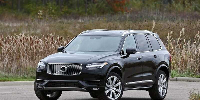 25 The Volvo Xc90 Model Year 2020 Redesign and Concept with Volvo Xc90 Model Year 2020