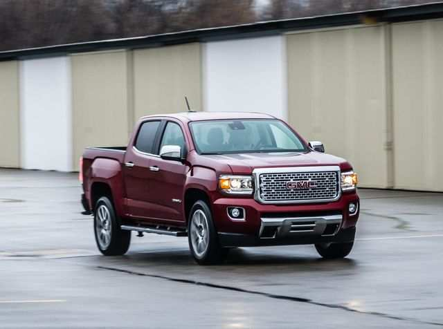 26 All New 2019 Gmc Canyon Denali Photos with 2019 Gmc Canyon Denali