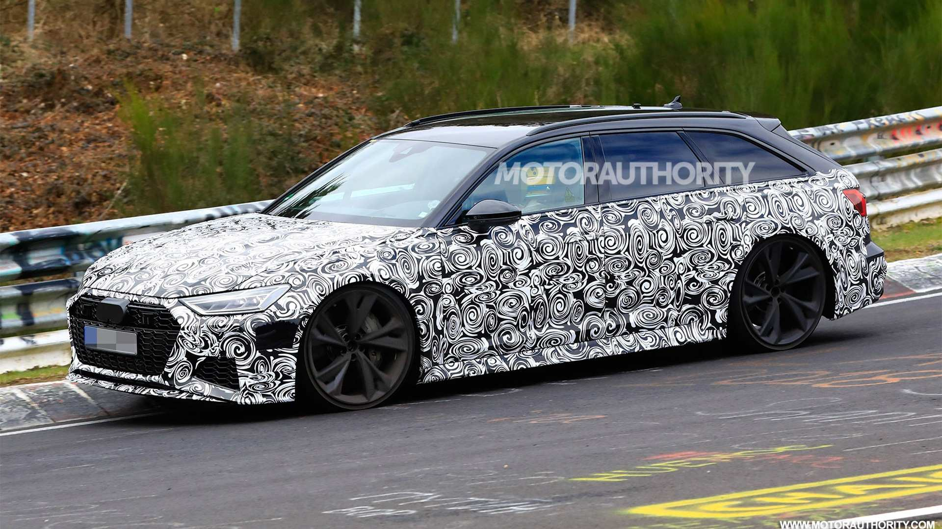 26 All New 2020 Audi Rs6 Wagon Speed Test by 2020 Audi Rs6 Wagon