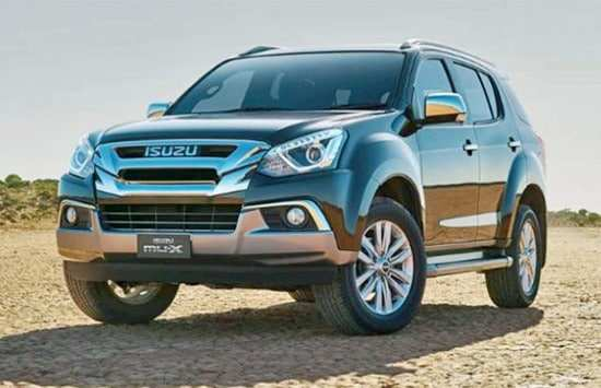 26 All New 2020 Isuzu Mu X Picture for 2020 Isuzu Mu X