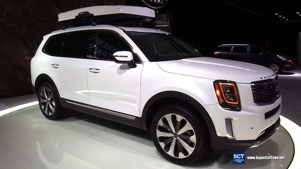 26 All New 2020 Kia Telluride Youtube Overview by 2020 Kia Telluride Youtube