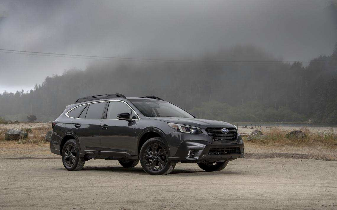 26 All New New Generation 2020 Subaru Outback First Drive by New Generation 2020 Subaru Outback