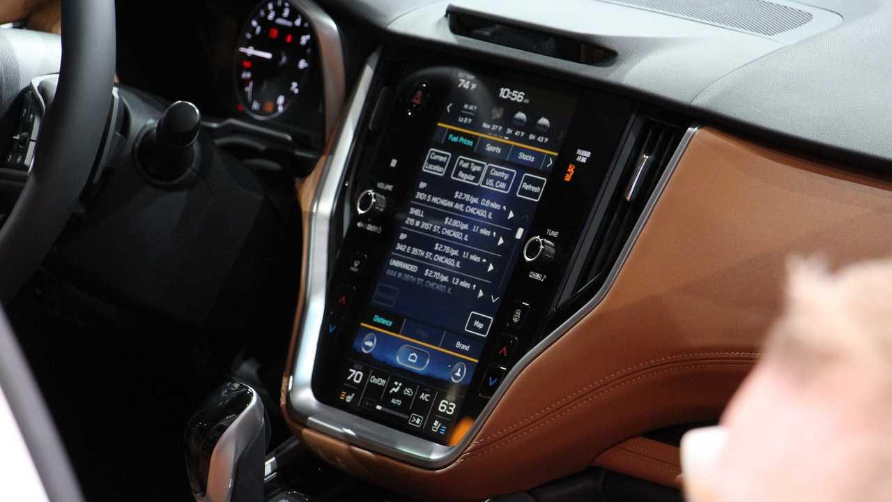 26 All New Subaru Legacy 2020 Interior Specs by Subaru Legacy 2020 Interior