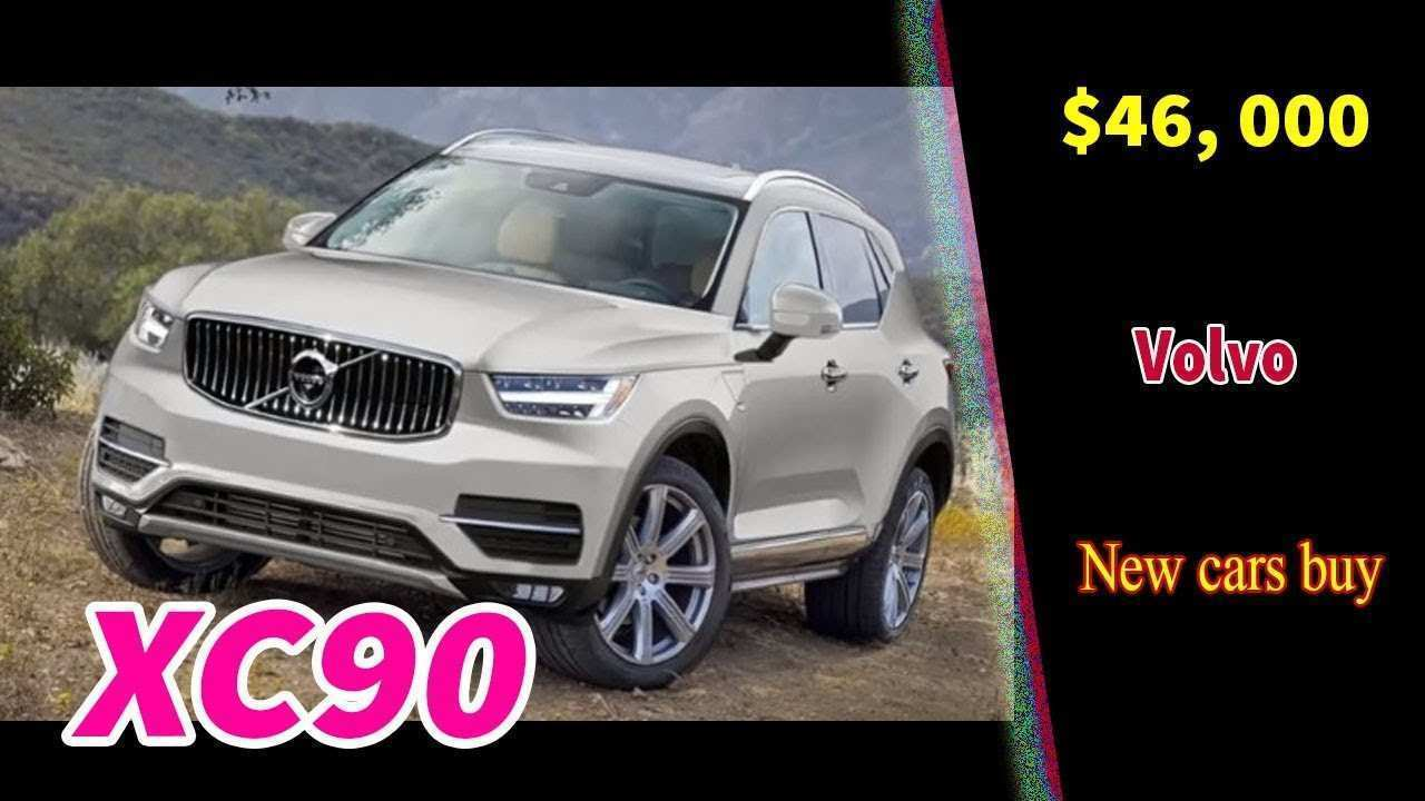 26 All New Volvo Xc90 Model Year 2020 Specs by Volvo Xc90 Model Year 2020