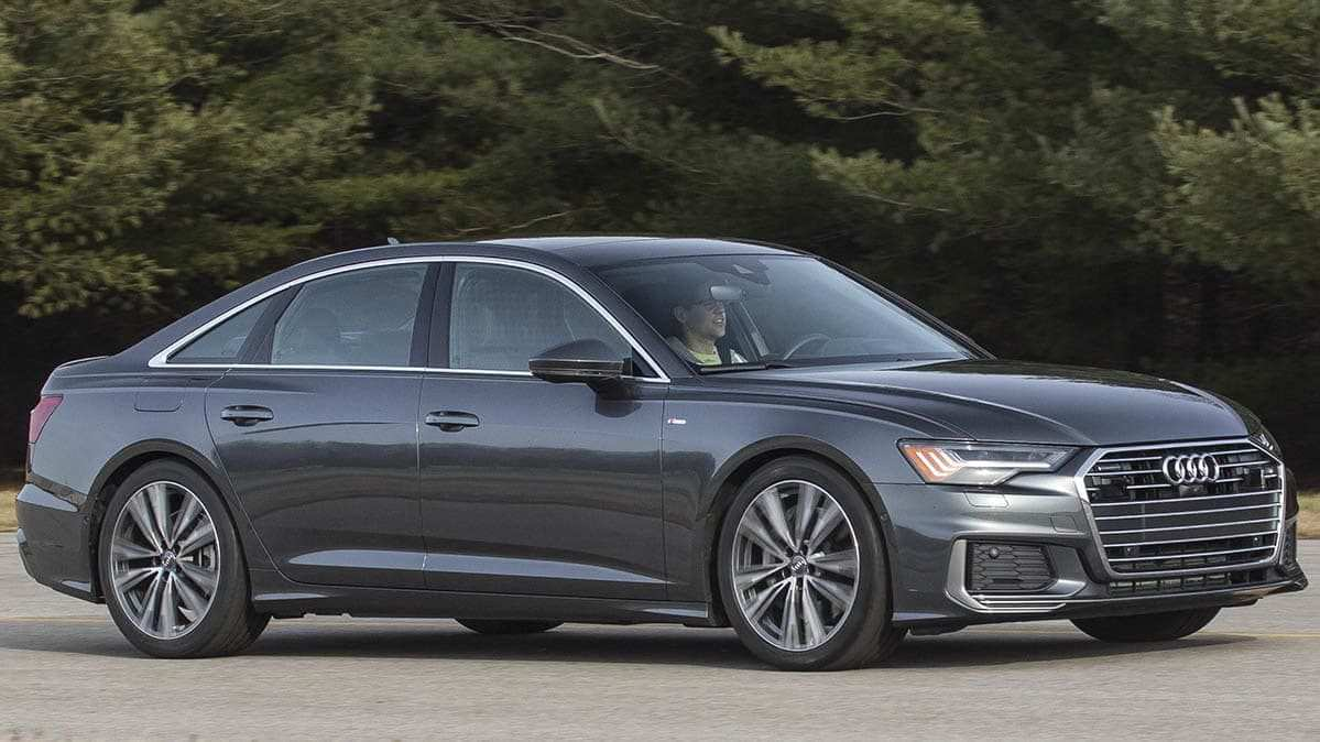 26 Best Review 2019 The Audi A6 Spy Shoot by 2019 The Audi A6