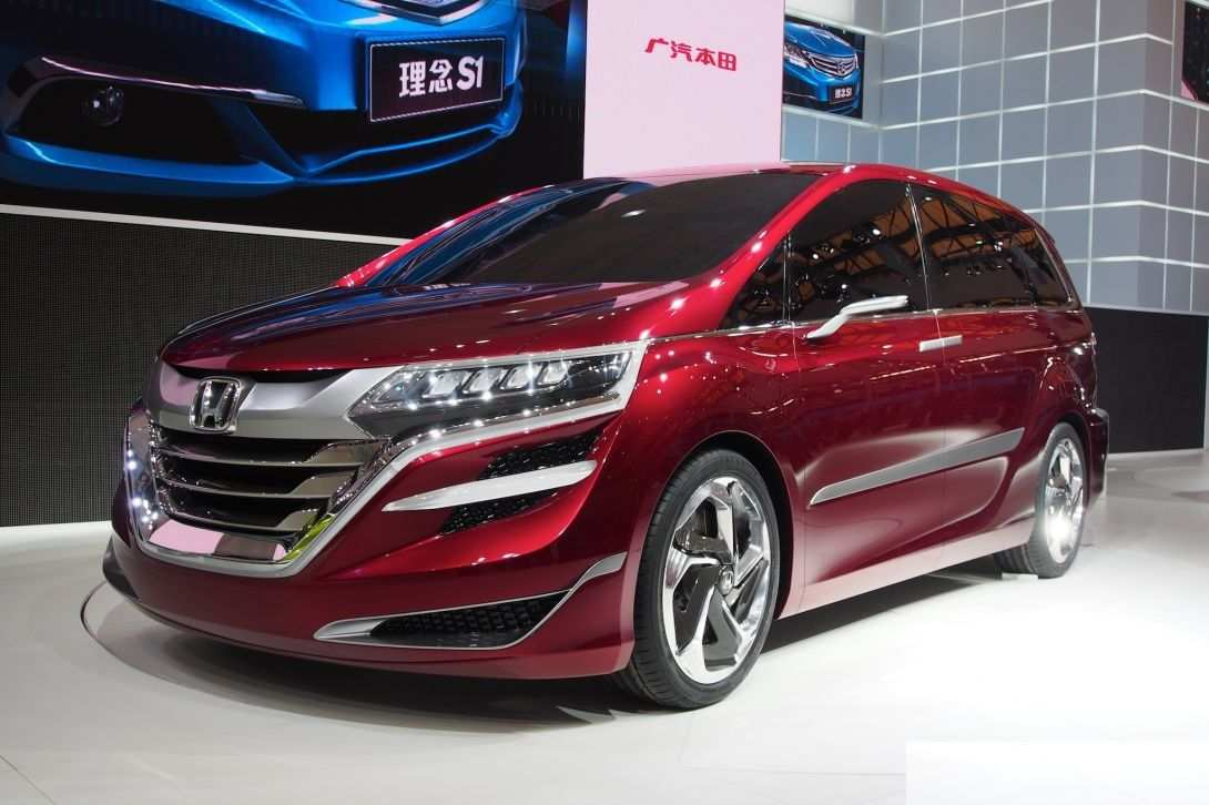 26 Best Review 2020 Honda Odyssey Release Date Exterior with 2020 Honda Odyssey Release Date