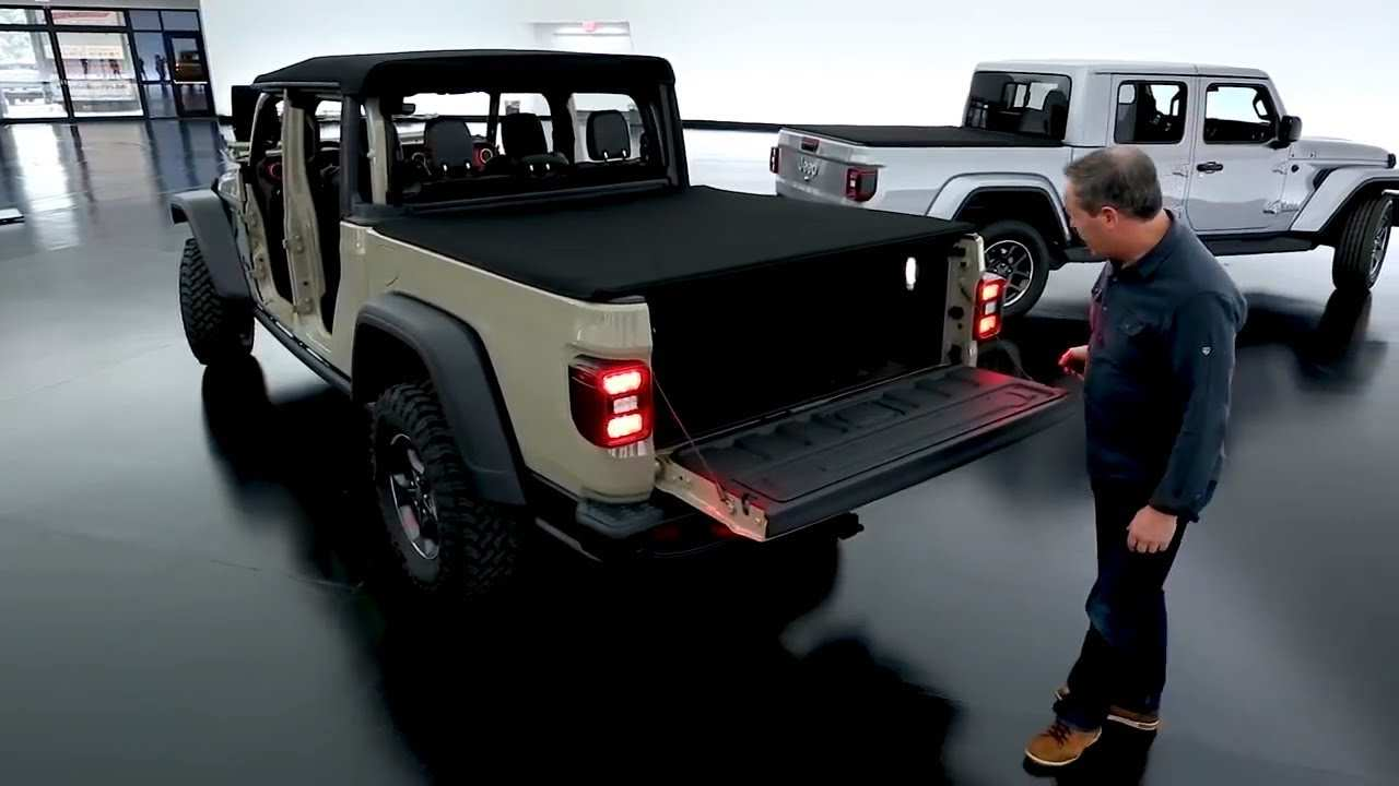 26 Best Review 2020 Jeep Gladiator Youtube Pricing with 2020 Jeep Gladiator Youtube
