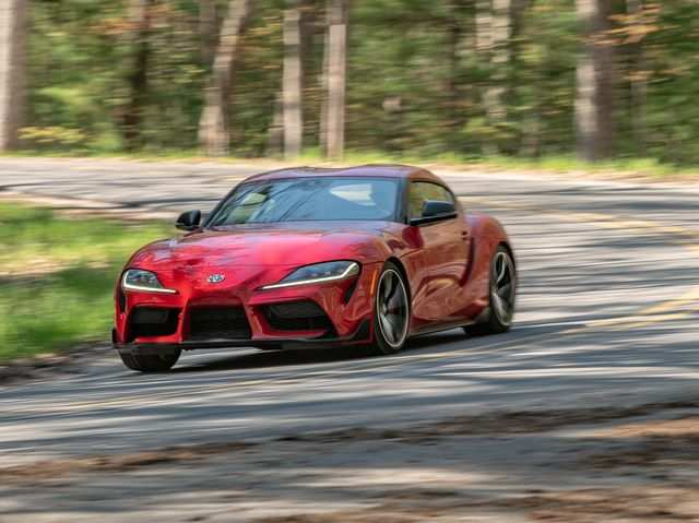 26 Best Review Toyota Gr Supra 2020 Redesign and Concept by Toyota Gr Supra 2020